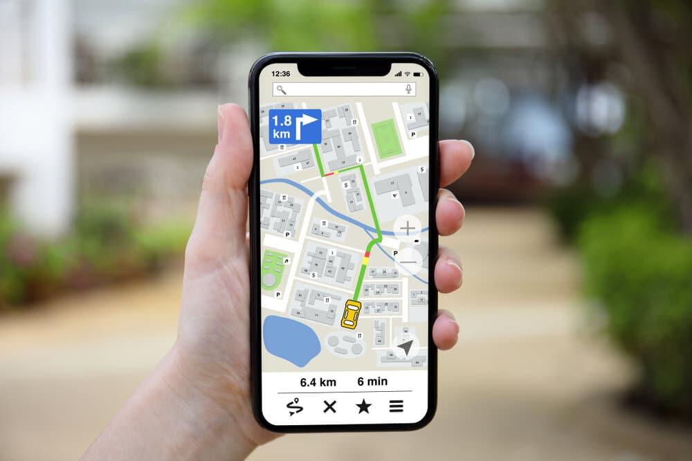 ios Maps get better