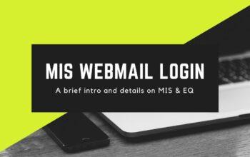 Mis Webmail Login