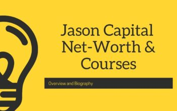Jason capital Net Worth