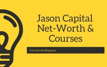 Jason capital Net Worth