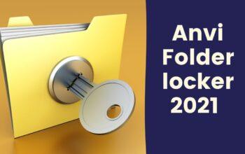 Anvi Folder locker 2021
