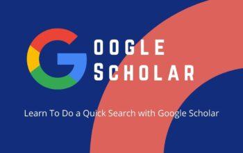 Google Academic review