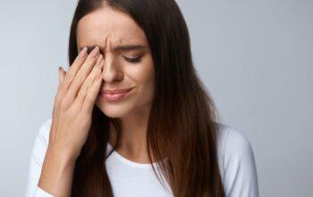 Ingrown Eyelash problem