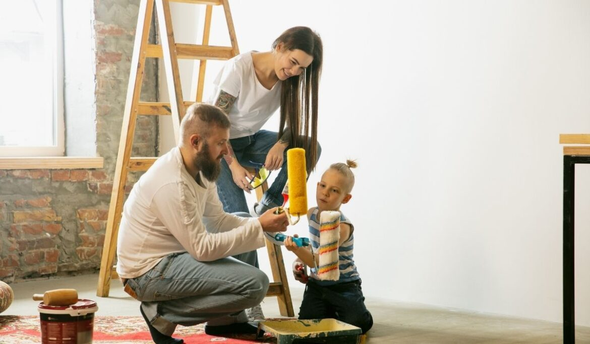 Home Makeover Ideas: 7 Easy Quick DIY Tips to Restore the Beauty of Your Aging House