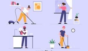Clean home is a dream home