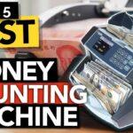 Money counting machines